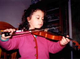 Inés Suárez. Violonchelo